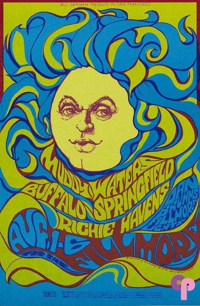 Fillmore Auditorium 8/1-6/67