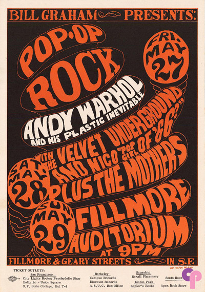 Fillmore Auditorium 5/27-29/66
