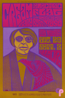 Fillmore Auditorium 8/29-9/3/67