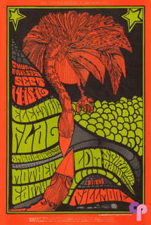 Fillmore Auditorium 9/14-16/67