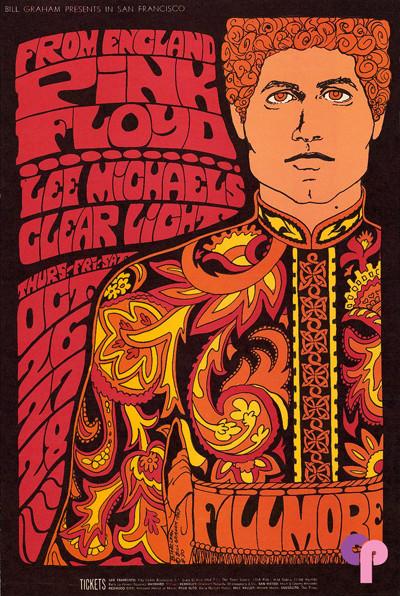 Fillmore Auditorium 10/26-28/67