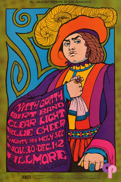 Fillmore Auditorium 11/30-12/2/67