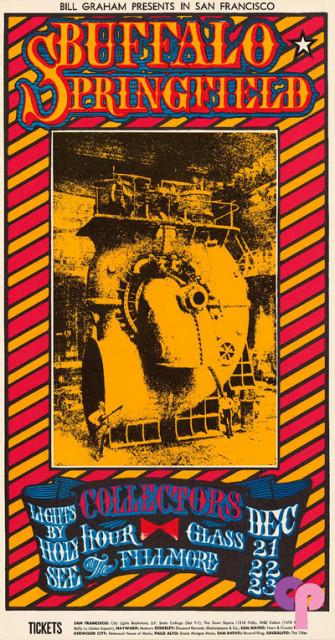 Fillmore Auditorium 12/21-23/67