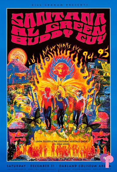 Oakland Coliseum 12/31/94