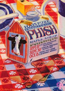Cal Expo Amphitheater, Sacramento, CA 9/27-10/8/95