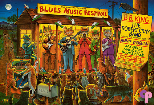 The Blues Music Festival 8/23-24/97