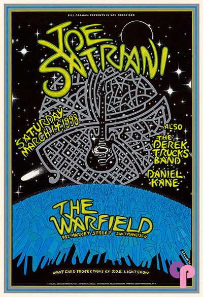 Warfield Theater 3/14/98