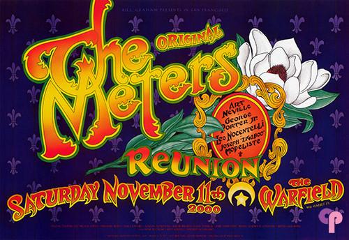 Warfield Theater 11/11/00