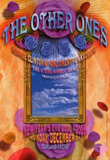 Oakland Coliseum 12/31/00