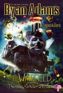 Warfield Theater 10/24/02