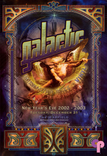 Warfield Theater 12/31/02