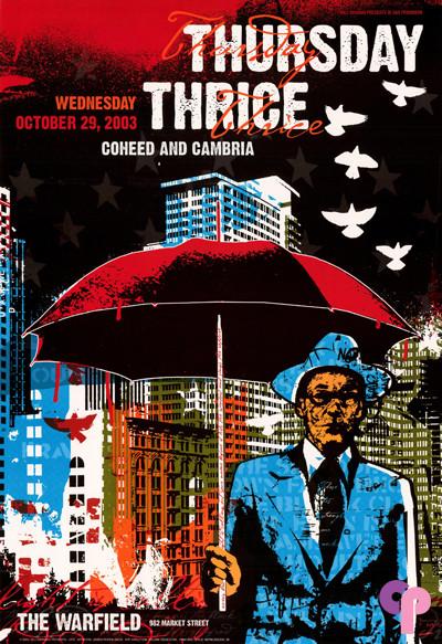 Warfield Theater 10/29/03