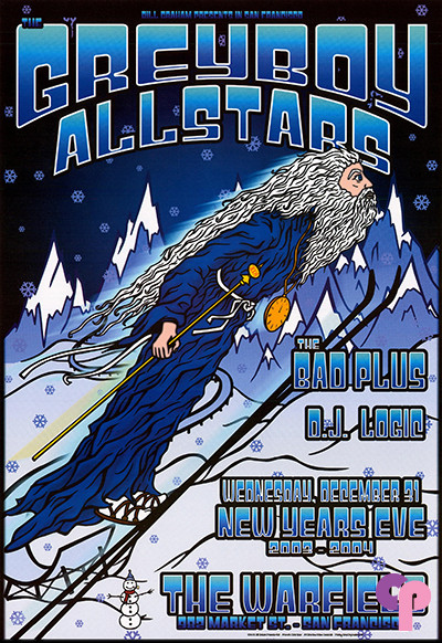 Warfield Theater 12/31/03