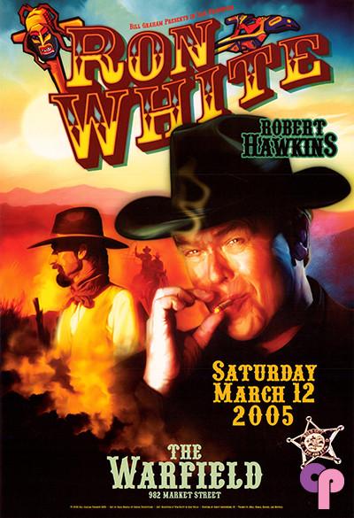 Warfield Theater 3/12/05