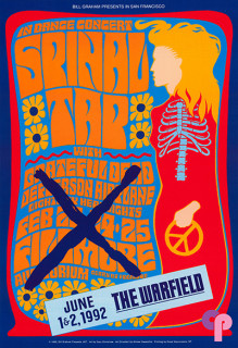 Warfield Theater 6/1-2/92