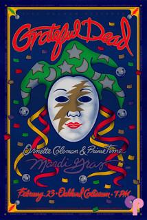 Oakland Coliseum 2/23/93