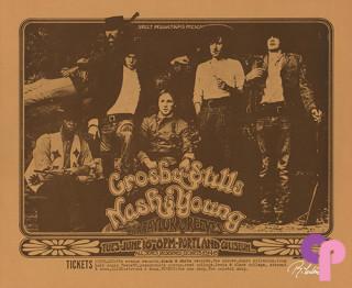 Portland Coliseum, Portland, OR 6/16/70