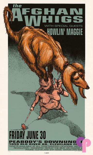 Howlin' Maggie