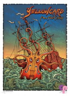 Fall Tour Poster 2004