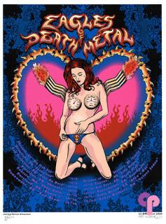 Eagles of Death Metal October Tour 10/08/04