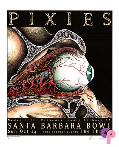 Santa Barbara Bowl, Santa Barbara, CA 10/24/04