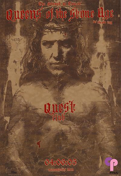 Quest Club, Minneapolis, MN 4/6/05