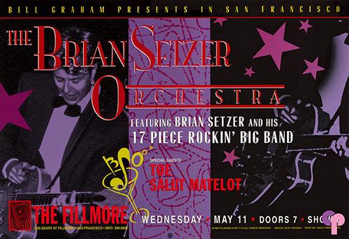 Fillmore Auditorium San Francisco, CA 5/11/94