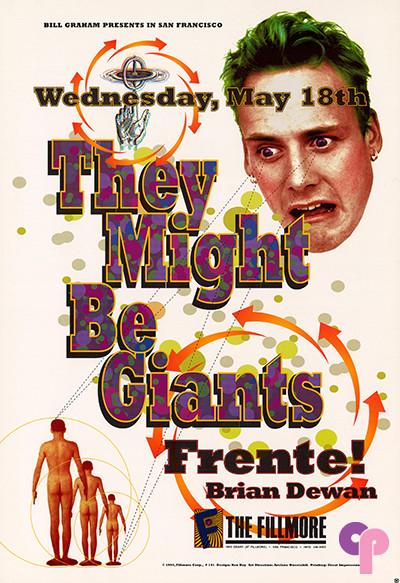 Fillmore Auditorium San Francisco, CA 5/18/94
