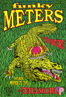 Fillmore Auditorium, San Francisco, CA 3/25/95
