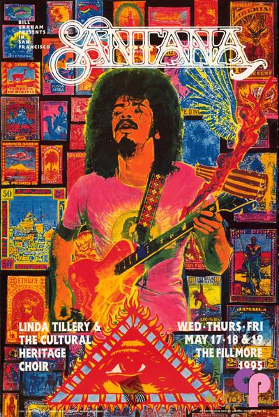 Fillmore Auditorium San Francisco, CA 5/17-19/95