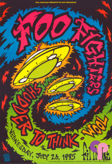 Fillmore Auditorium, San Francisco, CA 7/26/95