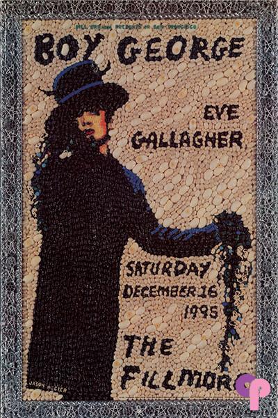 Fillmore Auditorium San Francisco, CA 12/16/95