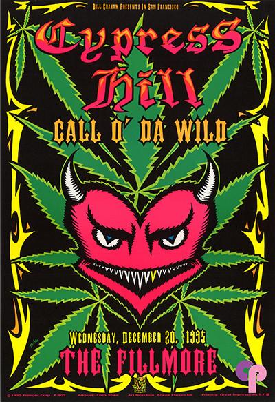 Fillmore Auditorium San Francisco, CA 12/20/95