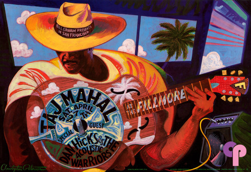 Fillmore Auditorium San Francisco, CA 4/27/96