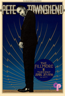 Fillmore Auditorium San Francisco, CA 4/30/96