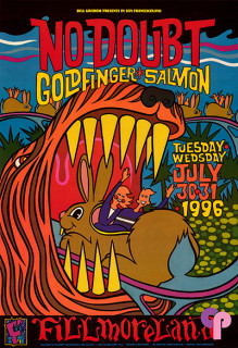 Fillmore Auditorium San Francisco, CA 7/30-31/96