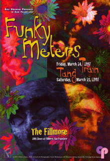 Fillmore Auditorium San Francisco, CA 3/14-15/97