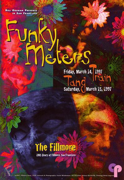 Fillmore Auditorium San Francisco, CA 3/14-15/97