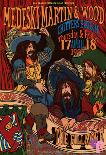 Fillmore Auditorium San Francisco, CA 4/17-18/97