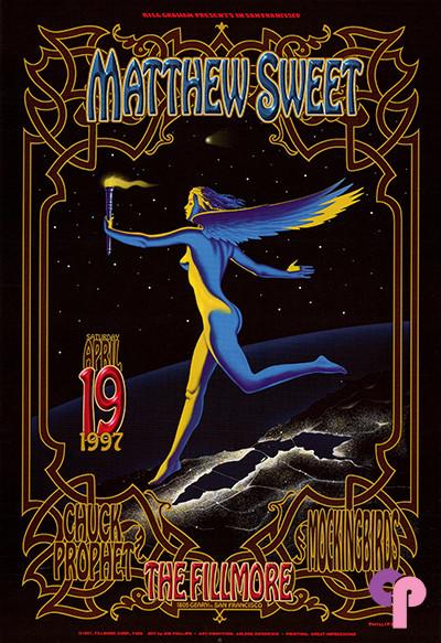 Fillmore Auditorium San Francisco, CA 4/19/97