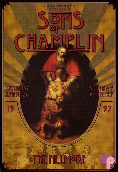 Fillmore Auditorium San Francisco, CA 4/26-27/97
