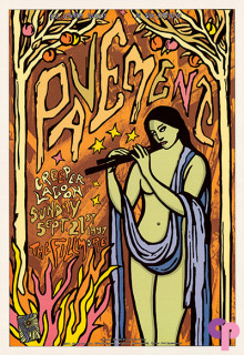 Fillmore Auditorium San Francisco, CA 9/21/97