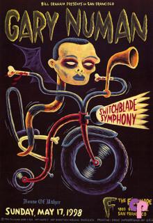 Fillmore Auditorium San Francisco, CA 5/17/98