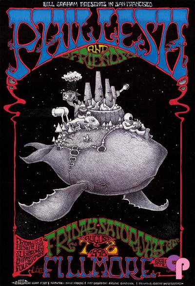 Fillmore Auditorium San Francisco, CA 8/7-8/98