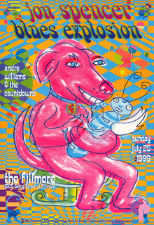 Fillmore Auditorium San Francisco, CA 7/25/99