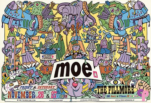 Fillmore Auditorium San Francisco, CA 11/26-27/99