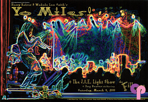 Fillmore Auditorium San Francisco, CA 3/4/00