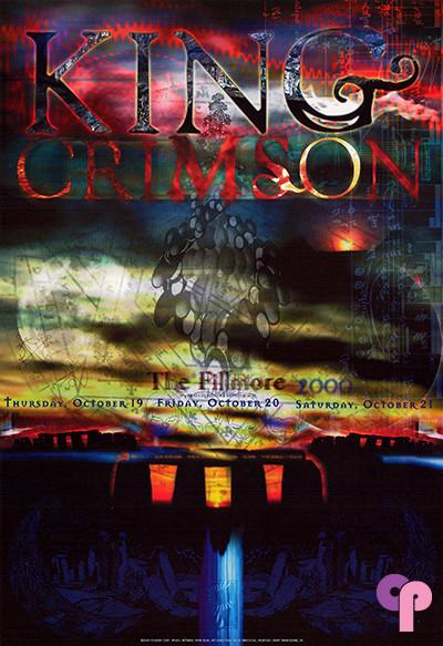 Fillmore Auditorium San Francisco, CA 10/19-21/00