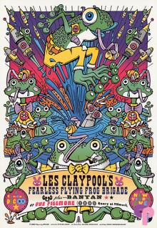 Fillmore Auditorium San Francisco, CA 12/31/00