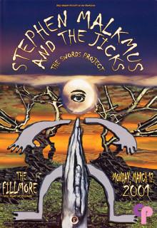 Fillmore Auditorium San Francisco, CA 3/12/01